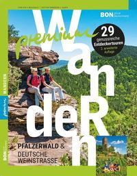 Premiumwandern - Pfälzerwald & Deutsche Weinstraße - Cover