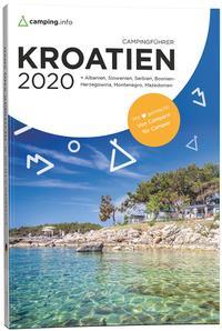 Camping.info Campingführer Kroatien 2020