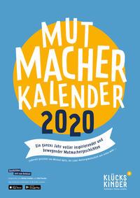 Mutmacher Kalender 2020
