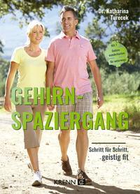 Cover: Katharina Turecek Gehirnspaziergang
