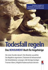 Cover: Manfred Lappe Todesfall regeln