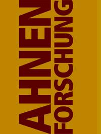 Cover: Jürgens, Ulrike Ahnenforschung