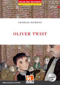 Oliver Twist, mit 1 Audio-CD