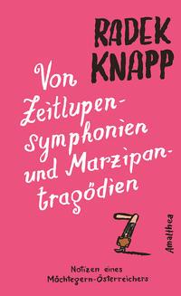 Cover: Radek Knapp Von Zeitlupensymphonien und Marzipantragödien