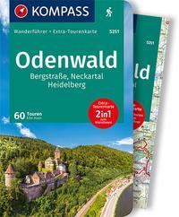 KV WF 5251 Odenwald mit Karte