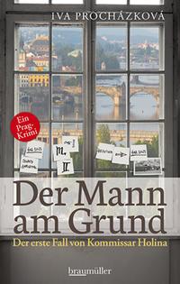 Cover: Iva Procházková Der Mann am Grund