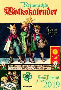 Reimmichls Volkskalender 2019