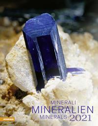 Mineralien Kalender 2021