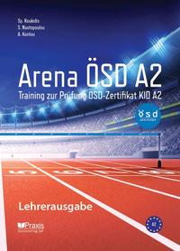 Arena ÖSD A2: Lehrerausgabe