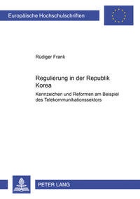 Regulierung in der Republik Korea