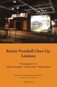 Rimini Protokoll Close-Up: Lektüren