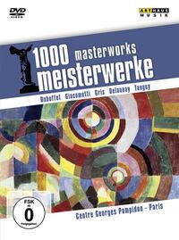 1000 Meisterwerke: Centre Georges Pompidou ? Paris