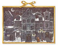 """Adventskalender """"Die Weihnachtsstadt"""""""