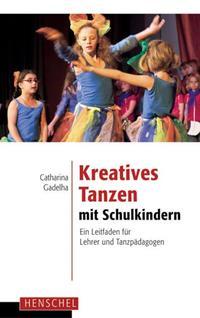 Kreatives Tanzen mit Schulkindern