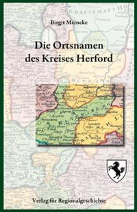 Die Ortsnamen Des Kreises Herford Buchhandlung Otto